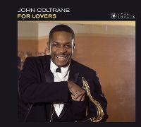 Cover John Coltrane - For Lovers