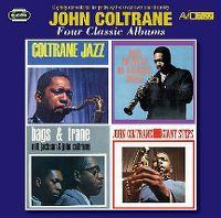 Cover John Coltrane - Four Classic Albums