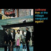 Cover John Coltrane - Live At The Village Vanguard Again!