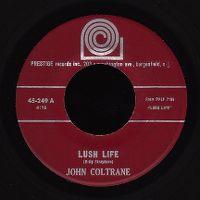 Cover John Coltrane - Lush Life