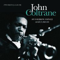 Cover John Coltrane - My Favorite Things / Africa Brass