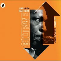 Cover John Coltrane - One Down, One Up