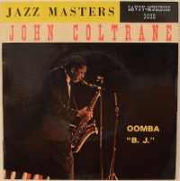 Cover John Coltrane - Oomba
