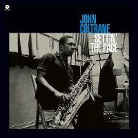 Cover John Coltrane - Settin' The Pace