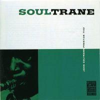 Cover John Coltrane - Soultrane