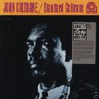 Cover John Coltrane - Standard Coltrane