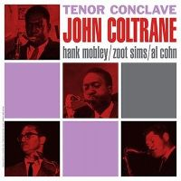 Cover John Coltrane - Tenor Conclave