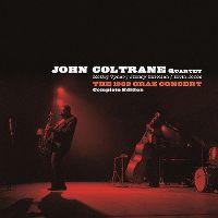 Cover John Coltrane - The 1962 Graz Concert