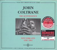Cover John Coltrane - The Quintessence