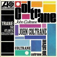 Cover John Coltrane - Trane: The Atlantic Collection