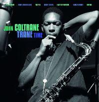 Cover John Coltrane - Trane Time