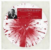 Cover John Coltrane Quartet - Live At The Pennsylvania State University, January 19th, 1963