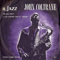 Cover John Coltrane Quartet - The Inch Worm