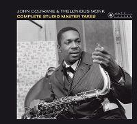 Cover John Coltrane & Thelonious Monk - Complete Studio Master Takes