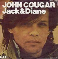 Cover John Cougar - Jack & Diane