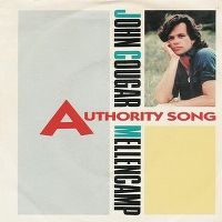 Cover John Cougar Mellencamp - Authority Song