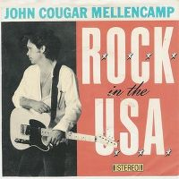 Cover John Cougar Mellencamp - R.O.C.K. In The U.S.A.