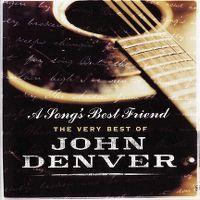 Cover John Denver - A Song's Best Friend - The Very Best Of John Denver