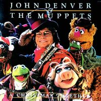 Cover John Denver & The Muppets - A Christmas Together