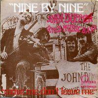 Cover John Dummer's Famous Music Band - Nine By Nine