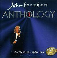 Cover John Farnham - Anthology 1 - Greatest Hits 1986-1997