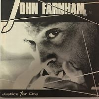 Cover John Farnham - Justice For One