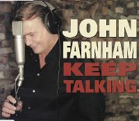 Cover John Farnham - Keep Talking