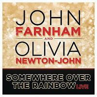 Cover John Farnham and Olivia Newton-John - Somewhere Over The Rainbow (Live)