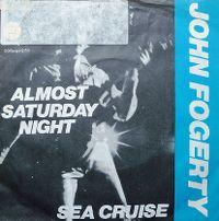 Cover John Fogerty - Almost Saturday Night