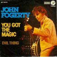 Cover John Fogerty - You Got The Magic