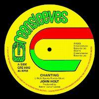 Cover John Holt - Chanting