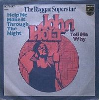Cover John Holt - Help Me Make It Through The Night