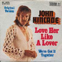 Cover John Kincade - Love Her Like A Lover