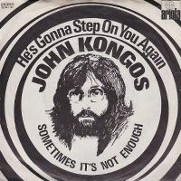 Cover John Kongos - He's Gonna Step On You Again