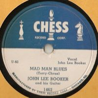 Cover John Lee Booker - Mad Man Blues