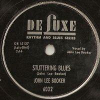 Cover John Lee Booker - Stuttering Blues