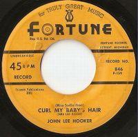 Cover John Lee Hooker - (Miss Sadie Mae) Curl My Baby's Hair