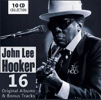 Cover John Lee Hooker - 16 Original Albums & Bonus Tracks
