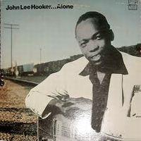 Cover John Lee Hooker - Alone