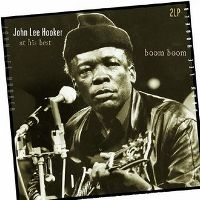 Cover John Lee Hooker - At His Best - Boom Boom