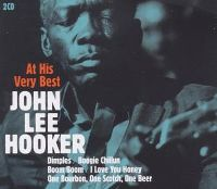 Cover John Lee Hooker - At His Very Best