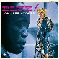 Cover John Lee Hooker - Blue!