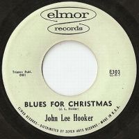 Cover John Lee Hooker - Blues For Christmas