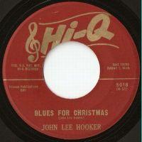Cover John Lee Hooker - Blues For Christmas