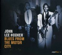 Cover John Lee Hooker - Blues From The Motor City