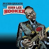 Cover John Lee Hooker - Blues Greats