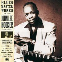 Cover John Lee Hooker - Blues Master Works