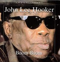 Cover John Lee Hooker - Boom Boom - Super Stars