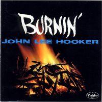 Cover John Lee Hooker - Burnin'
