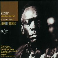 Cover John Lee Hooker - Charly Blues - Masterworks Volume 16
